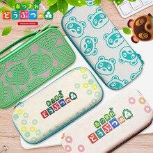 Für Nintendo Schalter/Lite Zubehör Lagerung Tasche für Animal Crossing Schützende Harte Fall Drop Handy Konsole Tasche