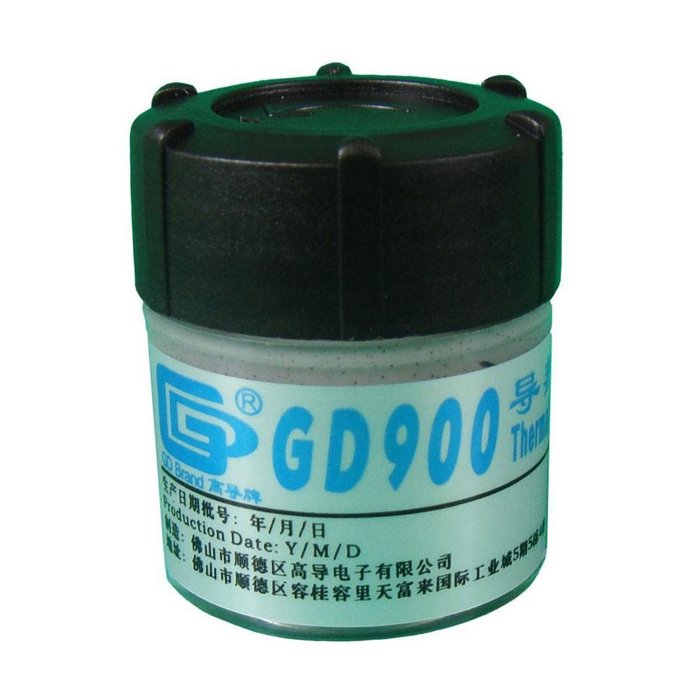 High-conductive Gd900 Thermal Grease Cooling Paste Net Silicone Gray High-end 30g Cn30 Weight Bottle I5P7