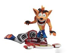 1pc/set High Quality 8cm PVC NECA Original Game Crash Bandicoot Sane Trilogy Action Figure Toy Doll For Kids Gifts game deals play station crash bandicoot n sane trilogy ps4