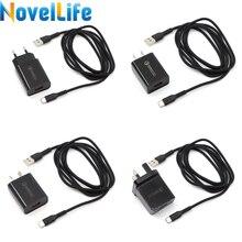QC3.0 hızlı şarj güç adaptörü USB C tipi yumuşak silikon kauçuk kablo kiti ab ABD BİRLEŞİK KRALLIK fiş için MDP XP TS80 TS80P havya