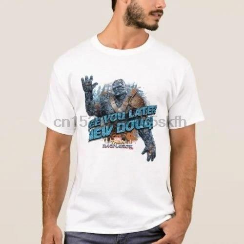 New Thor Ragnarok Korg See You Later New Doug Mens T Shirt Size S 2xl T Shirts Aliexpress