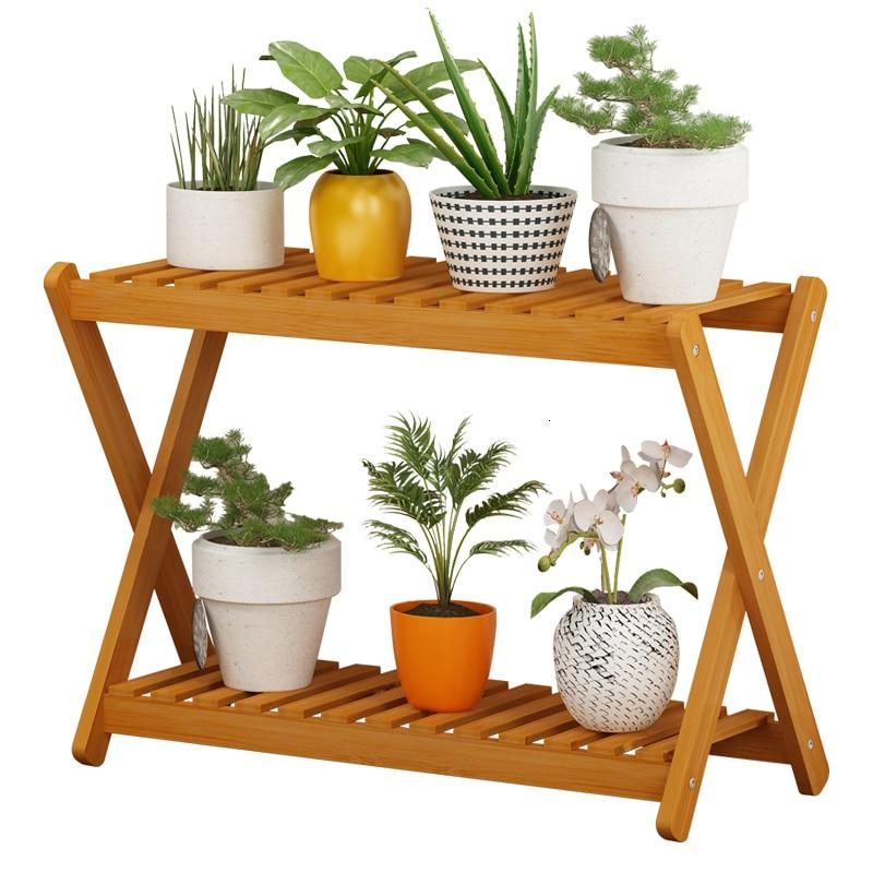Originality Multi-storey Landing Type Meaty Botany Frame Simplicity Modern Indoor Flower Airs Balcony Flowerpot Frame