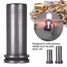 1 キロ/2 キロ/3 キロ高純度黒鉛ルツボカップメタルゴールドシルバースクラップ溶融炉鋳造金型宝石商融解ツール