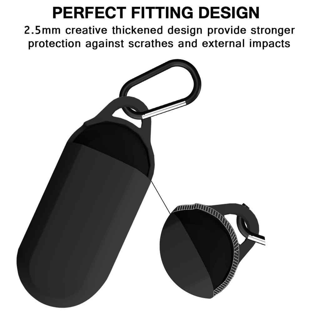 Funda de auriculares Bluetooth para auriculares funda de silicona a prueba de golpes con gancho para Anker Soundcore Liberty Neo