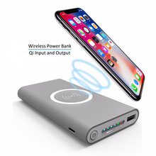 Qi Wireless Charger Universal portable charger wireless 30000mah Power
