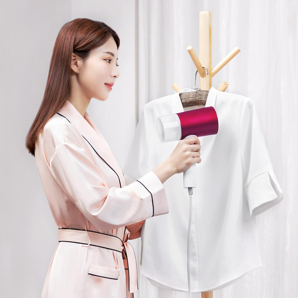 Image 4 - New XIAOMI MIJIA Lofans Garment Steamer mini iron Portable travel Household Electric Generator cleaner Hanging mini Appliances-in Garment Steamers from Home Appliances