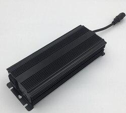 Ballast Electronique Hps Ballast numérique à intensité variable 600W pour ampoule de culture végétale