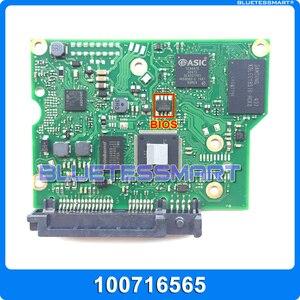 Запчасти для жесткого диска печатная плата логическая плата печатная плата 100716565 для Seagate 3,5 SATA hdd восстановление данных ремонт жесткого дис...