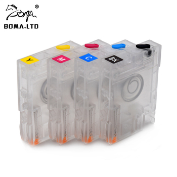 BOMA.LTD 953 952 954 955 711 932 933 950 951 Refillable ink Cartridge Without Chip For HP 8100 8600 PLUS 7740 7510 7620 8720 ECT image