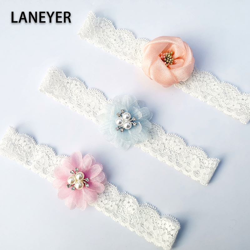 Baby Headband Accessory Newborn Flowers Headbands Baby Girls Hair Accessories DIY Jewelry Children Photographed Photos