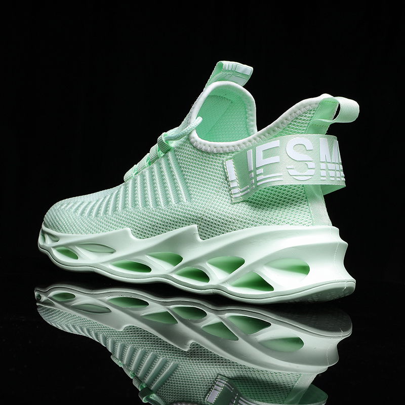Women and Men Sneakers Breathable Running Shoes  4