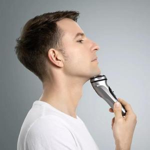 Image 2 - Newest Xiaomi Enchen BlackStone 3D Shaver Razor Machine Beard Washable Type C Rechargeable for Men Gift Smart Control