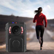 Body-Cameras for Law Enforcement-Pocket Worn Video-Recorder Mini Wifi Wireless Police