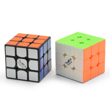QiYi Valk3 3x3x3 56mm Magnetic Professional Magico Cubes Speed Neo Cube Cubo  Adult Anti-stress Puzzle Toys For Children