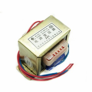 Image 1 - כוח שנאי 80W DB 80VA 220V כדי 24V 3.3A AC AC24V שנאי טהור נחושת