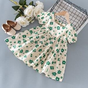 Летняя одежда для маленьких девочек 1, 2, 3, 4, 5, 6 лет, платья принцессы на день рождения, платье для маленьких девочек, одежда для маленьких девочек, детская одежда, тонкое платье