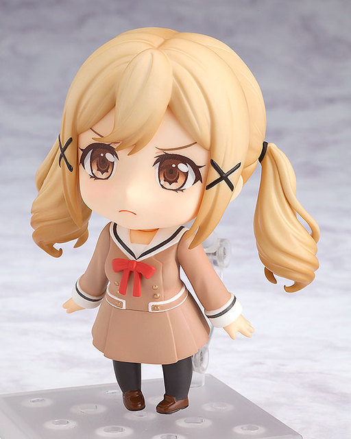 Pretty Girl Shaped Nendoroid Toy