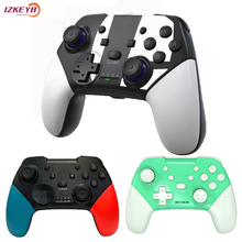Wireless Switch Controller Bluetooth Gamepad Joystick For Nintend Pro / lite / PC / Android / P S3 / TV BOX terios s3 bluetooth gamepad for android wireless joystick gaming controller black for android smartphone android tv box