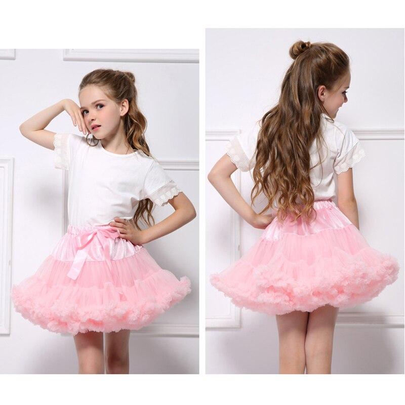 Baby Kids Girls Princess Tutu Skirts Girls Children Akirt Baby Cute Girl Skirt Newborn Costume Baby Girl Ballet Dance Party