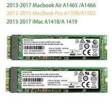 새로운 256GB 512GB 1 테라바이트 2 테라바이트 M.2 SSD PCIe for Mac SSD M2 NVMe SSD 하드 드라이브 Gen3x4 3D NAND 플래시 SSD 1 테라바이트 MacBook Air/Macbook Pro