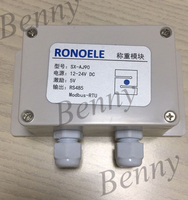Módulo de aquisição de tensão ad7190 do módulo de pesagem da elevada precisão do módulo do anúncio SX-AJ90