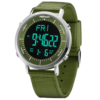 Shifenmei ultra-thin men's electronic watch Men Sport Watch Outdoor Digital Watch Electronic Wrist WatchesRelogio Masculino 4