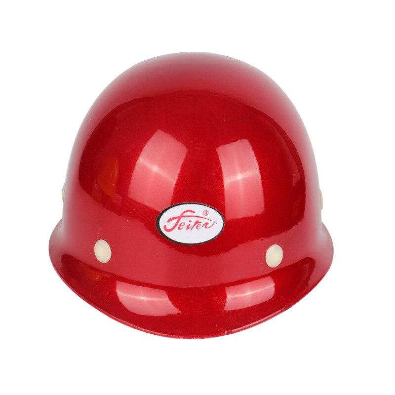 Wholesale Beijing [Trapeze] X-1 Helmet-6 Color Selectable But Lettering Work Site High Strength Glass Fiber Reinforced Plastic S
