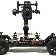 ROFUN ES5 камера на уровне фильмов, автомобильная облачная станция, трамвай 1/5, четырехколесный привод, 2,4G, пульт дистанционного управления, облачная камера, автомобильная Кинокамера