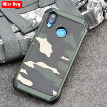 Army Camo Camouflage Pattern Case For Huawei P20 Lite P10 P8