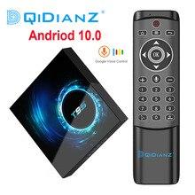 T95 Smart TV Box Andriod 10.0 4GB 64GB Allwinner H616 Quad Core 1080P H.265 4K Media player 2GB 16GB Set top box Media Player