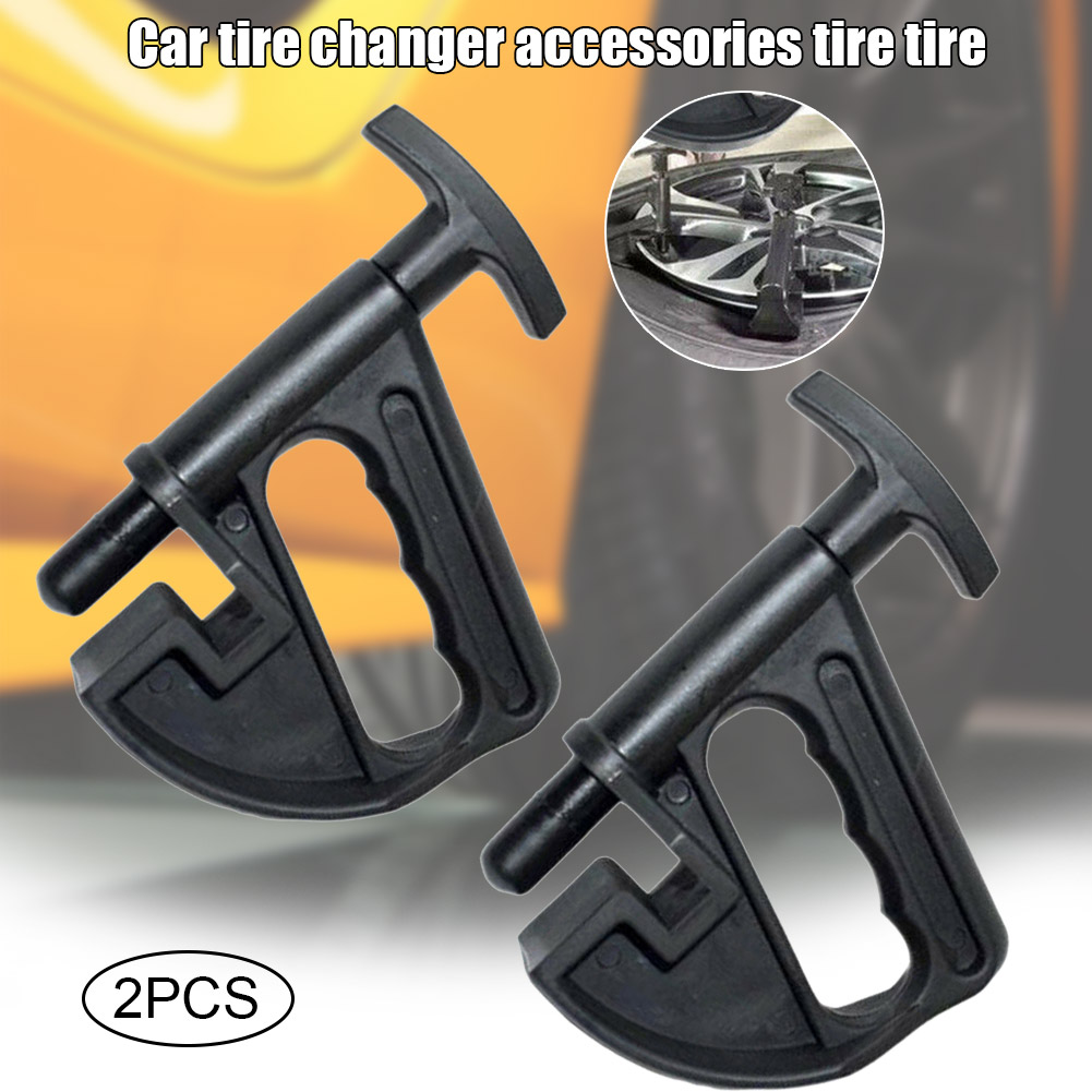 Newly Universal 2pcs Manual Tire Changer Bead Clamp Hand Tire Changer Bead Breaker Parts Durable S66|Bicycle Repair Tools| |  - title=