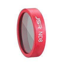 цена на Waterproof Camera Lens Filter UV CPL ND4/8/16/32 STAR for DJI Mavic 2 ZOOM Drone fz