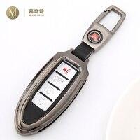 Infiniti q50l qx50 q70l esq q60 qx60 anahtar kılıfı kapak kabuk saklama çantası tasarrufu araba uzaktan kumandalı anahtar tutucu koruyucu çanta