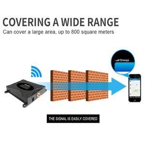 Image 4 - Lintratek LCD Display Signal Repeater 3G 2100MHz Booster Handy Verstärker UMTS 2100MHz Band 1 Celluar Zelle telefon Booster