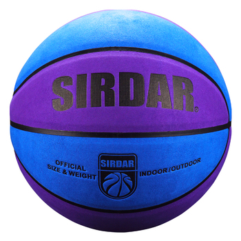 SIRDAR Basketball high quality wholesale college microfiber leather size 7 basketball games composite basketball for male female