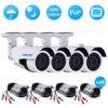 OWSOO 4 sztuk 1080P kamera AHD zestaw 2000TVL monitoring 1/2.9