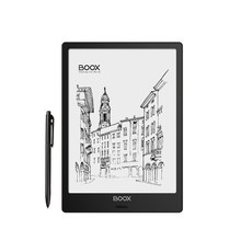 Boox nota 10.3 reader reader leitor e-book android 6.0 32 gb/2g toque duplo hd display e-tinta carta tela flexível microfone embutido wi-fi bt(China)