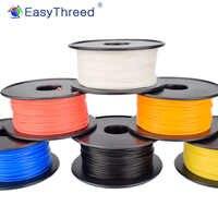 EasyThreed 3D Drucker Filament PLA 250g 1,75mm Durchmesser Eco Frindly Glatte Oberfläche 3D Druck Verbrauchs