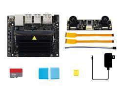 Zestaw dla programistów Jetson Nano D  karta Micro SD klasy 10 itp.  głębokie widzenie  wizja stereo i inne sztuczne