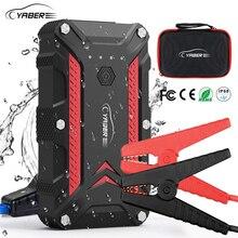 цена на Yaber Real 10000mAh Jump Starter Emergency Car Jump starter Battery Power Bank Auto Booster Peak 1200A Current  for 12V Car