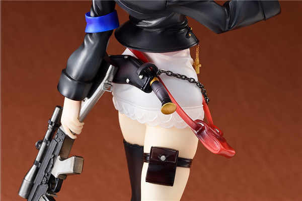 NIEUWE Anime 20.5cm Meisjes Frontline 2 generaties FAL Assault Rifle Sexy Meisje PVC Action Figure Speelgoed Model Gift