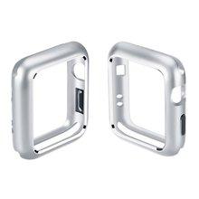 Магнитный адсорбционный металлический чехол для Apple iWatch Series 2 3 Watch 38 мм 42 мм 40 мм 44 мм роскошный защитный чехол