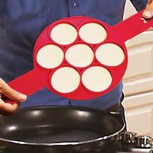 Nonstick Pancake Cooking Tool Egg Ring Maker Egg Cooker Pan Flip Egg Mold