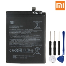 Xiao Mi Original Replacement Phone Battery BN46 For Xiao mi Redmi 7 Redmi7 Note 6 Note6 Authenic Battery With Free Tools 4000mAh цена и фото