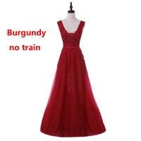 Burgundy no train