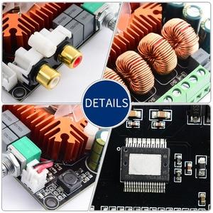 Image 5 - Scheda amplificatore unisiana TDA7498E classe D audio 2.0 canali Hifi BTL mono 220w amplificatori ad alta potenza per sistemi audio domestici