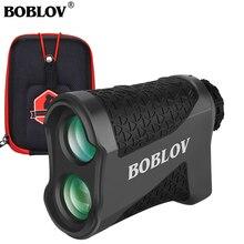 BOBLOV K600G/AG 600M Golf Laser Rangefinder Mini Golf Slope Adjusted Mode Sport Laser Distance M range finder golf afstandsmeter