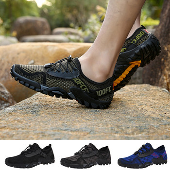 Summer Aqua Shoes Zapatillas Wading Shoes Outdoor Swimming Quick-Drying Beach Water Shoes Men and Women breathable quick drying aqua shoes mujer for beach women men five fingers water shoes unisex outdoor sneakers swimming shoes
