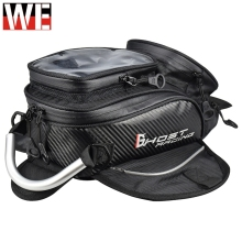 Motorcycle Magnetic Tank Bags Mobile Phone GPS Navigation Bag Moto Motobike Motocross Multifunctional Travel Luggage