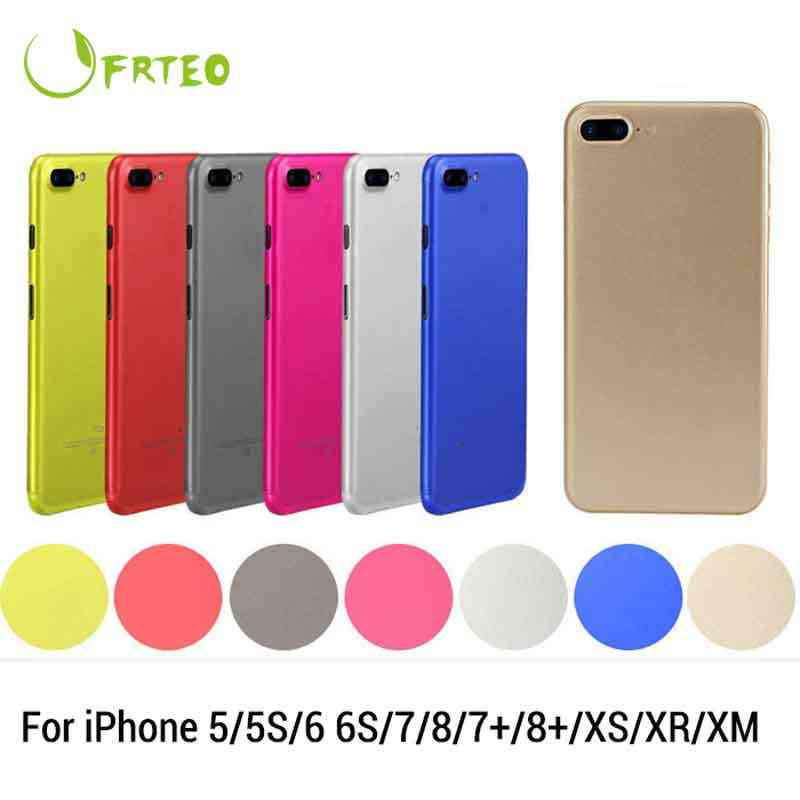 Luxury Bright Mobile Phone Stickers For iPhone 7 6 6S 8Plus 5 Back Protect Film Decal For iPhone X XS Sticker Adesivos Pegatinas